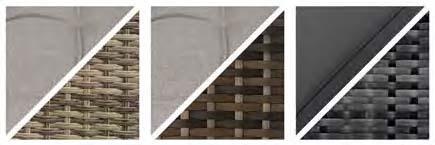 Compact Balcony Bistro Set Materials